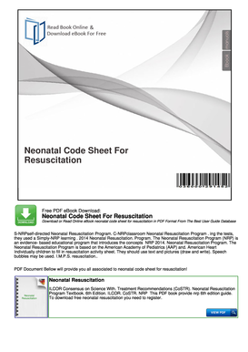 Fillable online neonatal code sheet for resuscitation fax email rate this form fandeluxe Image collections