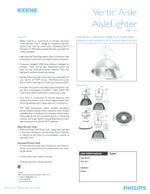 vertic aisle aislelighter philips lighting fill online. Black Bedroom Furniture Sets. Home Design Ideas