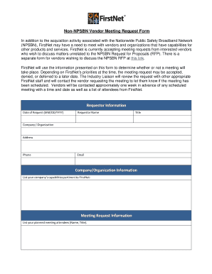 Fillable short form rfp template - Download Budget