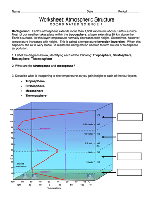 Fillable Online Worksheet Atmospheric structure - Triton