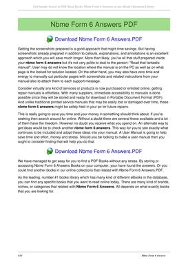 Fillable Online instaxshop Nbme Form 6 Answers - instaxshopnet Fax ...