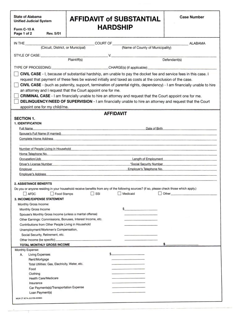 large - Alabama Hardship Drivers License Application
