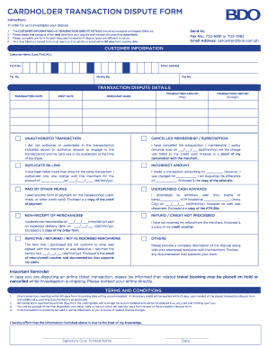 online form for bdo in up