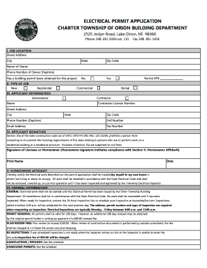 Electrical Panel Inspection Report Format