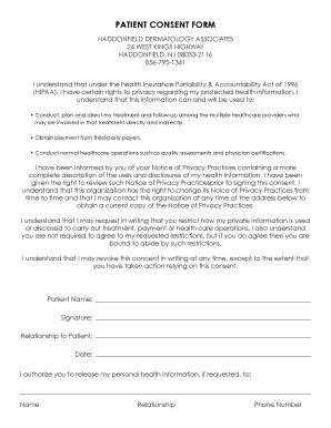 Hipaa form nj - Fill Out Online Documents for Local Goverment ...
