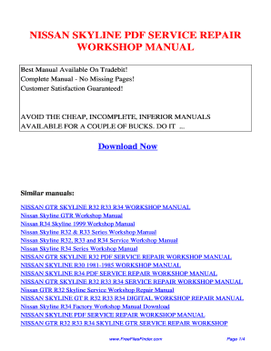 skyline workshop manual pdf free owners manual u2022 rh infomanualguide today