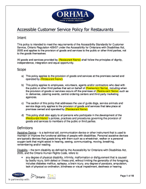 Restaurant Feedback Form Edit Fill Out Download Printable
