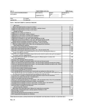 Fillable Online 02-11 CMS FORM-2552-96 3690 (Cont.) Rev. 23 ...
