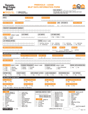 Resource image throughout free printable property management forms