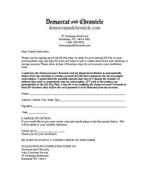 Airtel Subscriber Enrollment Form Pdf