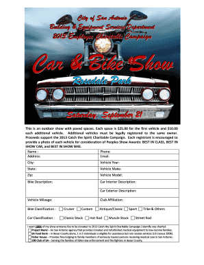 Free Flyer Templates Word Forms Fillable Printable Samples For - Car show flyer template word