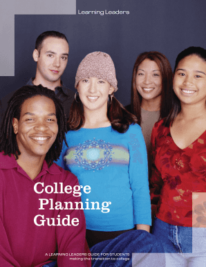 College Planning Guide - Brooklyn Community Arts Media High