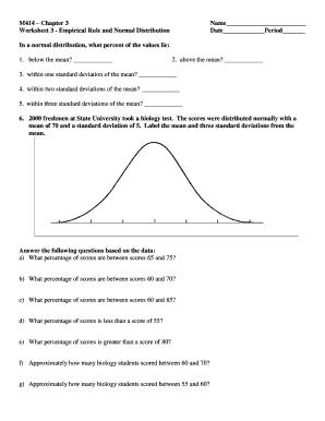 Worksheets Empirical Rule Worksheet empirical rule worksheet stats ch 3 worksheet