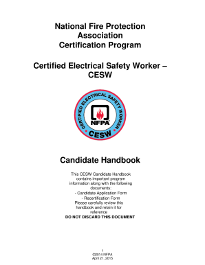 Fillable Online Nfpa National Fire Protection Association