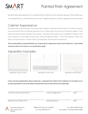 Fillable finish contract letter sample - Download Budget