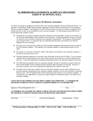 Fillable Assignment Agreement Sample Edit Online