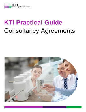 KTI Practical Guide - Knowledge Transfer Ireland KTI