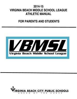 B2014b-15 bvirginiab beach middle school league athletic manual for bb