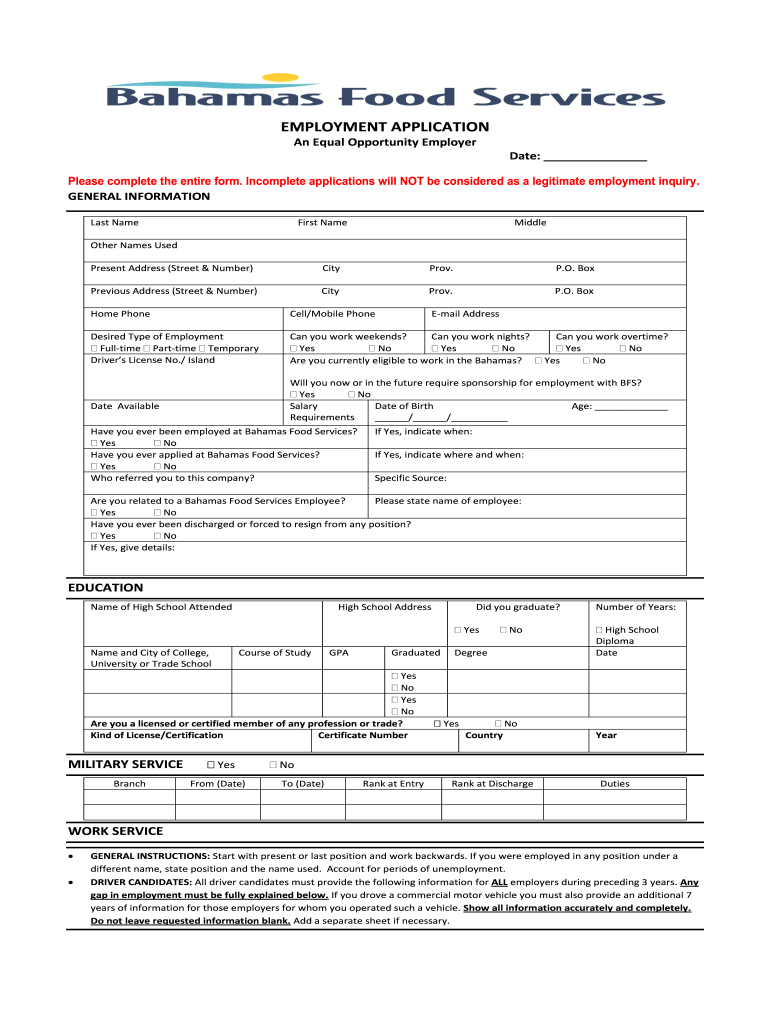 large Job Application Form In The Bahamas on job applications you can print, cover letter form, job opportunity, cv form, job payment receipt, job resume, job openings, job requirements, job letter, job search, employee benefits form, agreement form, contact form, job advertisement, job vacancy, job applications online,