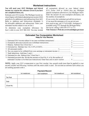 Printable 2016 1040 instructions - Fill Out & Download Top Gov Forms