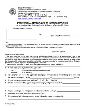 Editable Interior Design Client Questionnaire Fill Print