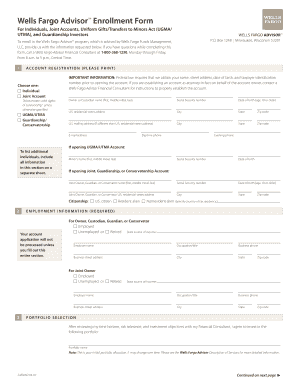 Printable direct deposit authorization form wells fargo - Fill Out