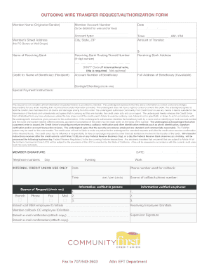 Magnificent Wire Transfer Authorization Form Contemporary ...