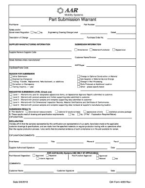 non conformance register excel - Edit & Fill Out Top Online Forms