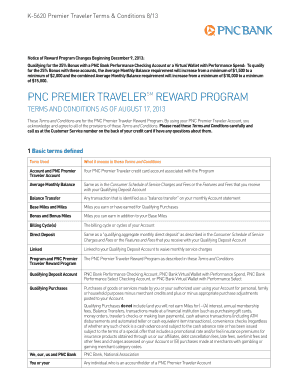 pnc bank checking account bonus - Edit & Fill Out, Download
