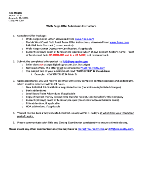 Wells Fargo Proof Of Funds Edit Fill Print Download Online