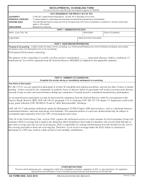 253171679 Quarterly Counseling Form Army Example on military bearing, negligent discharge, amso initial, monthly performance, nco quarterly, for legal reasons, positive performance, apft failure, soldier monthly, ucmj flag, platoon leader initial, platoon sergeant initial,