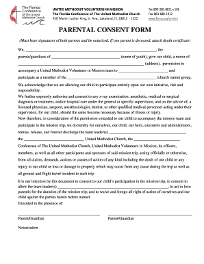 PARENTAL CONSENT FORM - florida-emailbrtappcom
