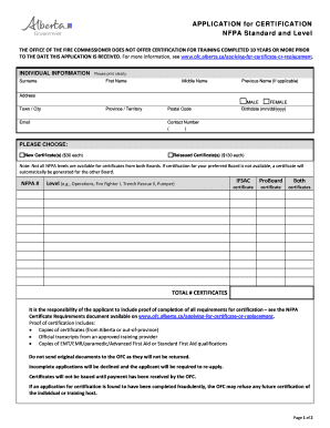 Printable certificate of substantial completion form alberta edit application for certification nfpa standard and level yadclub Choice Image