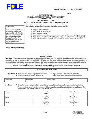 Editable Free Florida Separation Agreement Form Fillable
