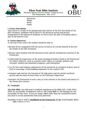 Fillable Online ppbi ppba Mti Course Request Form - ppbi