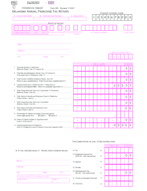 Form 200 Revised 112007 Fill Online, Printable, Fillable, Blank ...