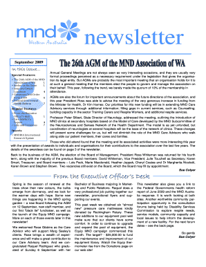 September Newsletter Template - MNDAWA - mndawa asn