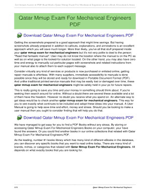Upda qatar mechanical exam pdf fill online printable fillable upda qatar mechanical exam pdf fandeluxe Image collections