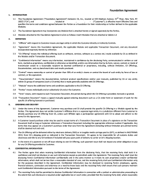 Separation agreement ny fill out online download printable the foundation agreement may incorporate any module that is attached hereto or signed separately by the platinumwayz