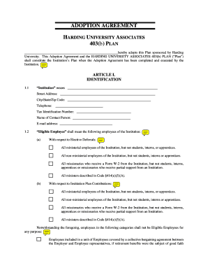 Printable Simple Service Agreement Template   Edit, Fill Out .