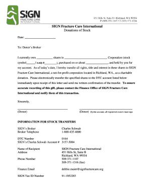 non profit donation receipt letter