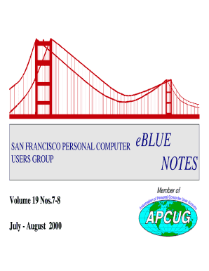 SAN FRANCISCO PERSONAL COMPUTER USERS GROUP Volume 19 Nos