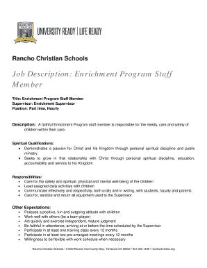 job enrichment program