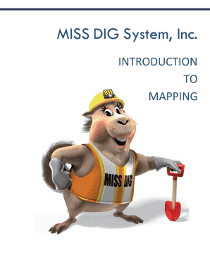 Fillable Online Miss Dig System Inc Fax Email Print Pdffiller Is michigan's utility safety notification system. pdffiller