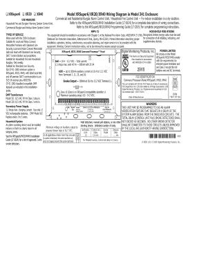 viper 791xv wiring diagram online fillable online xrsuper6 xr20 xr40 model xrsuper6xr20xr40 ... viper 5706 wiring diagram 2003 silverado #11