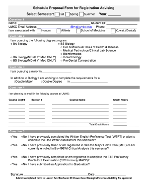 free blank proposal forms