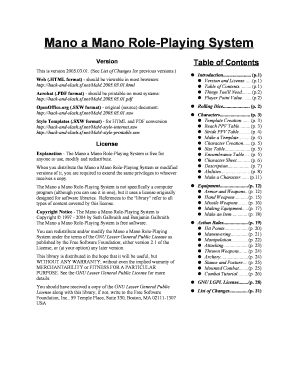 roleplay character bio template - Fill Out Online, Download