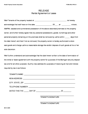 Printable Vacation Rental Agreement Forms Free Fill Out