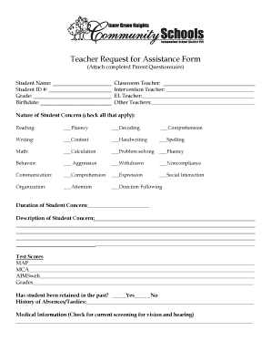 behavior letter to parents from teacher template
