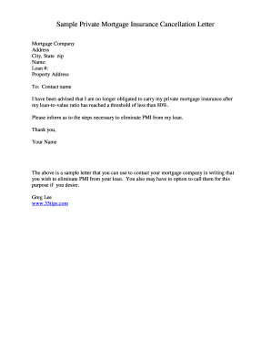 Insurance Cancellation Letter To Client from www.pdffiller.com
